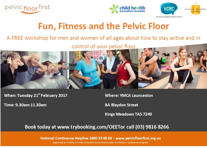 Fun Fitness and the Pelvic Floor