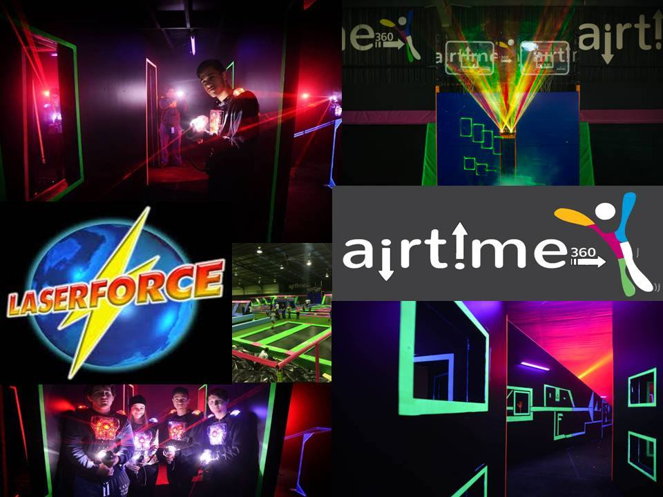 Airtime360 and Laserforce